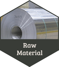 Raw Material - ATI Manufacturing Process