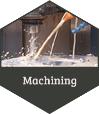 Machining - ATI Manufacturing Process