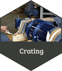 Crating - ATI Manufacturing Process