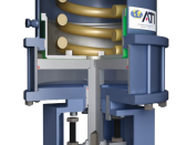 ATI Linear Pneumatic Spring Return Actuators