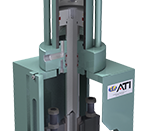 ATI Linear Hydraulic Double Acting Actuator
