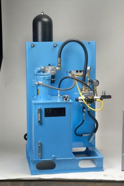 ATI Hydraulic Power Units Performance Highlights
