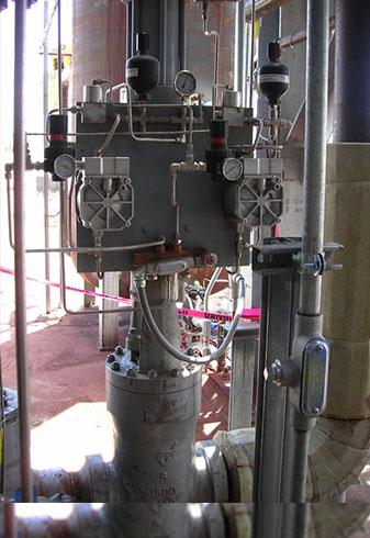 ATI Hydraulic Intensifier Actuator System