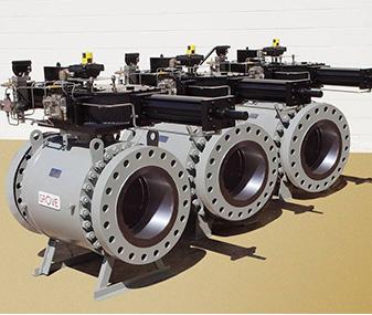 ATI Quarter-Turn Hi-Pressure Direct Gas Actuator