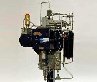 ATI Gas Motor Actuator