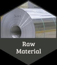 Raw Material - ATI Manufacturing Process