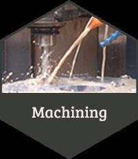 Machining - ATI Manufacturing Process
