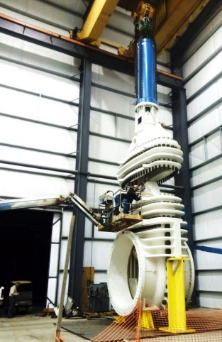 Record Setting Ati Linear Actuator Installed On World S